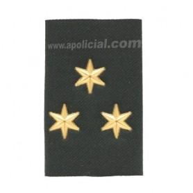 Hombreras Divisas Capitán nueva uniformidad