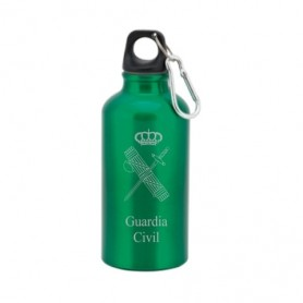 Botella de aluminio Guardia Civil
