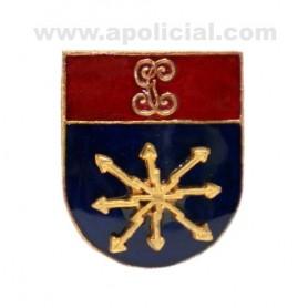 Distintivo Relieve Titulo Operador de Cecom