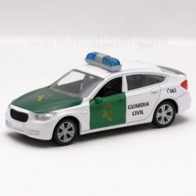 Coche metálico Guardia Civil
