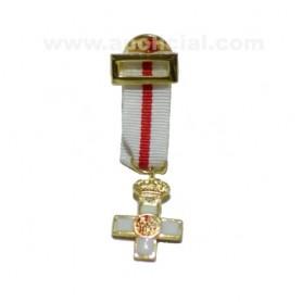 Medalla miniatura Mérito Militar