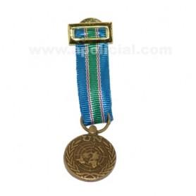 Medalla miniatura Libano