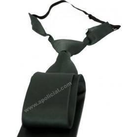 Corbata seda nudo