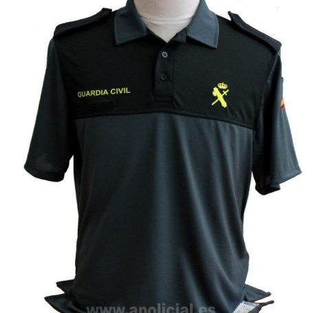 Polo Guardia Civil M/C