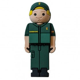 Memoria USB 16 Gb Guardia Civil servicio
