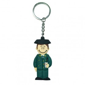 Llavero muñeco Guardia Civil