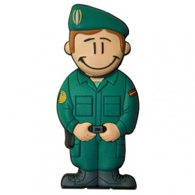 Memoria USB 8 Gb Guardia Civil GAR - GRS