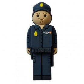 Memoria USB 16 Gb Policía Nacional