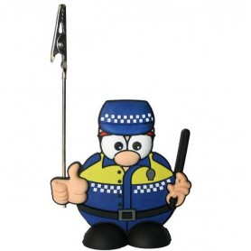 Dumny porta notas Policía Local