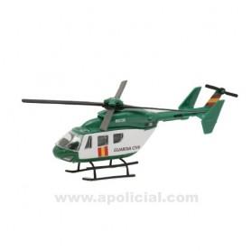 Helicóptero metálico Guardia Civil