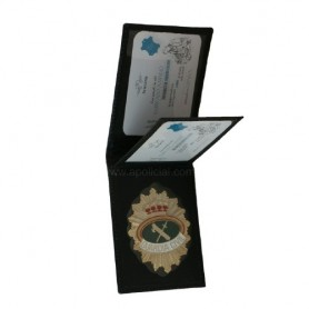 Cartera doble S/B Guardia Civil