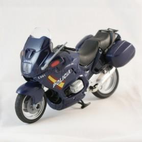 Moto BMW Policía Nacional 1:18