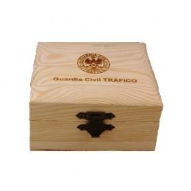 Caja madera Tráfico 100x100