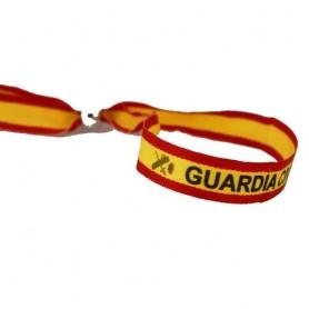 Pulsera bandera España GC