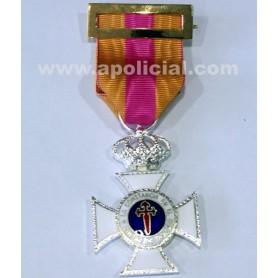 Medalla Constancia plata 25 años