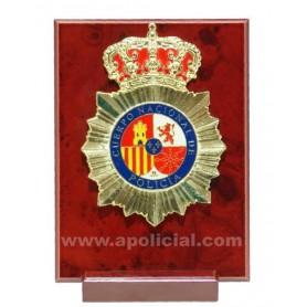 Metopa Sobremesa Policía
