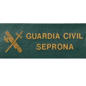 Galleta anorak velcro Seprona Guardia
