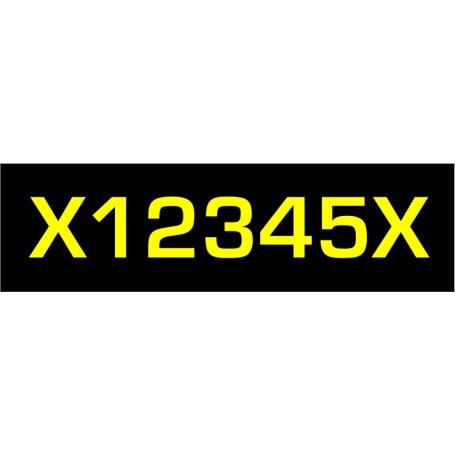 Número de Identificación Personal (TIP)