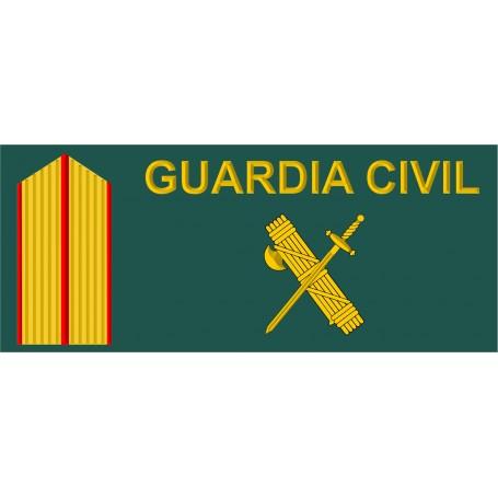 Galleta tela Brigada velcro