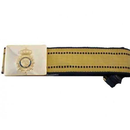 Cinturón Gala Policía