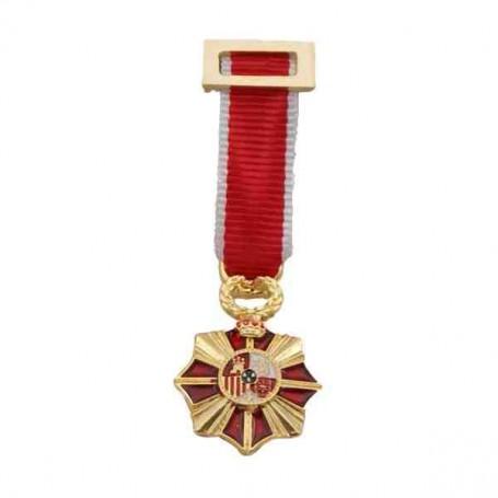 Medalla miniatura Víctimas del Terrorismo
