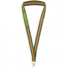 Cinta lanyard bandera Guardia Civil