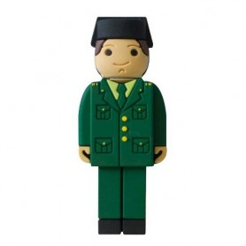 Memoria USB 16 Gb Guardia Civil paseo