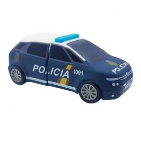 Memoria USB 16 Gb coche Policía