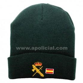 Gorro lana Guardia Civil