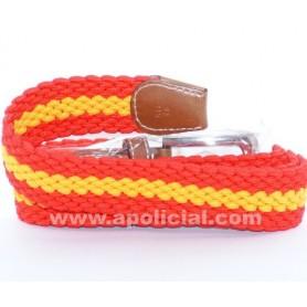 Cinturón Bandera España