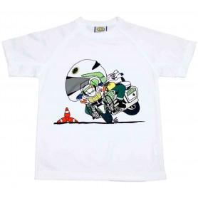 Camiseta Niño técnica