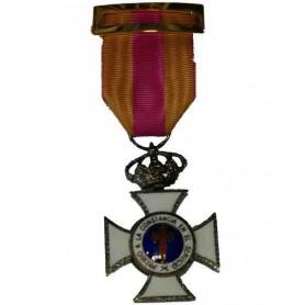 Medalla Constancia bronce 15 años metal