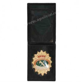 Cartera doble C/B Guardia Civil