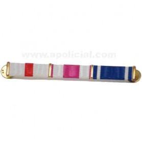 Pasador medalla 3 huecos