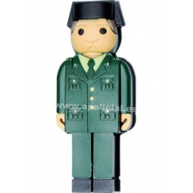 Memoria USB 8 Gb Guardia Civil paseo