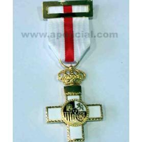 Medalla Cruz Mérito Militar