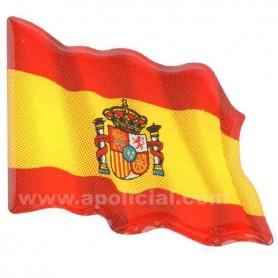 Imán volumen España escudo