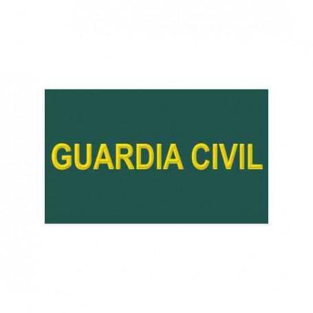 Galleta tela Guardia Civil polo nuevo Tráfico