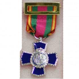 Medalla Dedicación Policial XXV años