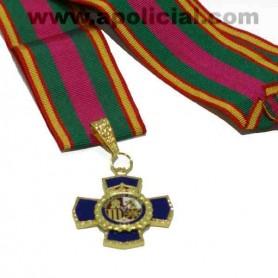 Encomienda Dedicación Policial XXX años
