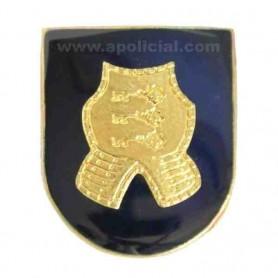 Distintivo Relieve Función Protección y Seguridad