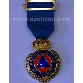 Medalla Mérito Protección Civil