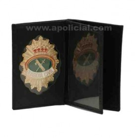 Cartera libro Guardia Civil