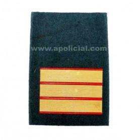 Hombreras Divisas Sargento