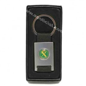 Llavero Guardia Civil pin negro