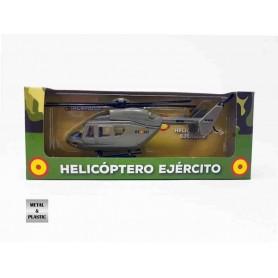 Helicóptero metálico Ejército Tierra