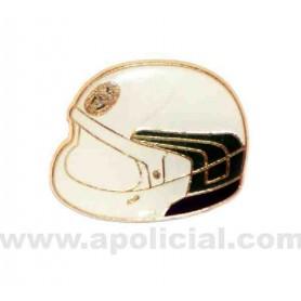 Pin casco Tráfico