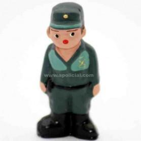 Muñeco barro Guardia nuevo