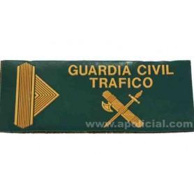 Galleta anorak Tráfico velcro Guardia 1º