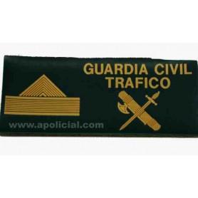 Galleta anorak Tráfico velcro Cabo Mayor